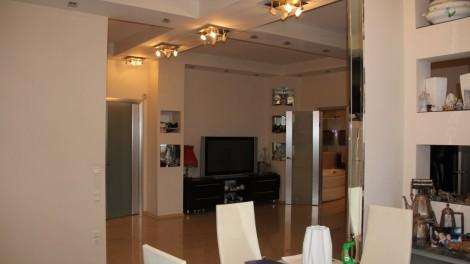 Залив в элитной однокомнатной квартире - помещение