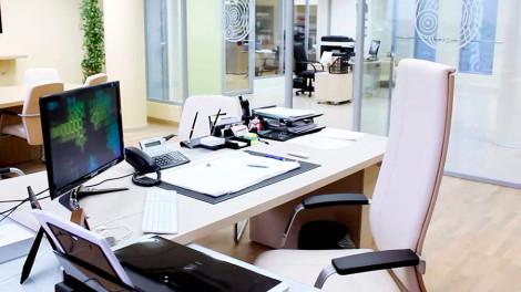 Открытие нового офиса в октябре